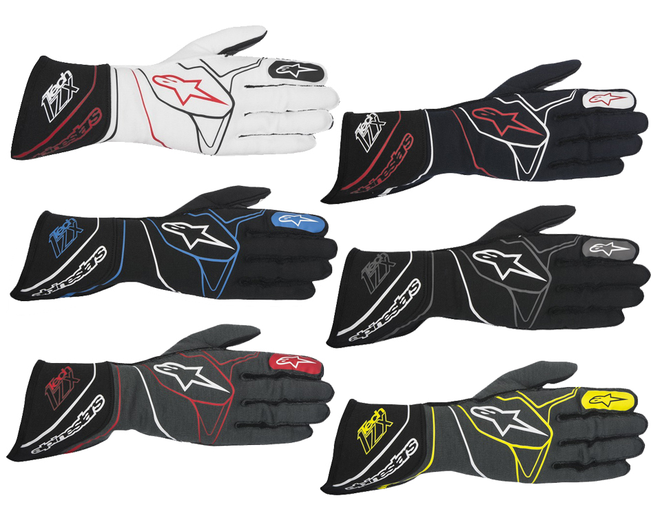 alpinestars tech 1 zx glove summum performance pi ces de performance automobiles. Black Bedroom Furniture Sets. Home Design Ideas